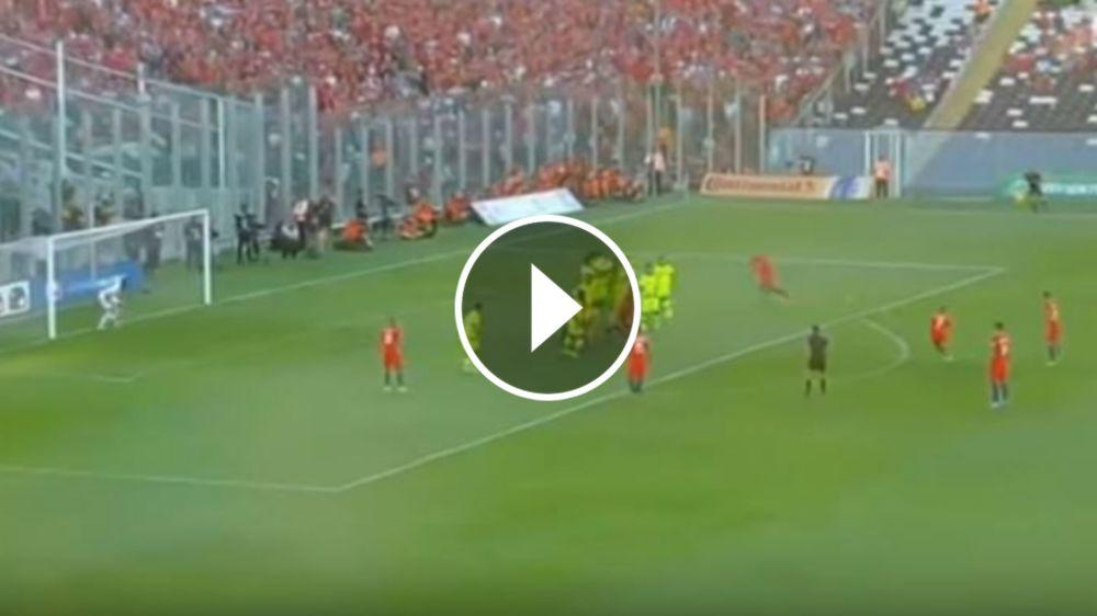 VÍDEO: Golazo de Alexis para igualar el récord goleador de Chile