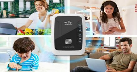 Brilliant WiFi Booster Stop Slow Internet For Good
