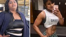 How This Woman Went From Eating Two Pizzas a Day to Losing 92 Pounds and Loving Her Body