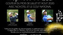 Golf - Consultation - Votez pour élire le golfeur français de juillet-août