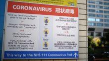 Reino Unido supera 1.000 mortes por coronavírus