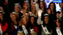Miss New Hampshire arrives in Las Vegas
