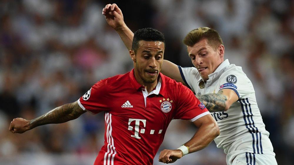Medien: Bayern-Star Thiago vor Vertragsverlängerung