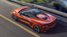 Chevy says it will build 20,000 examples of the 2020 Corvette