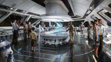 Disney's Star Wars Land may get a Starship hotel