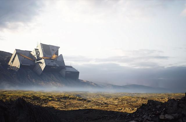Short film created in Unreal Engine showcases a photorealistic world