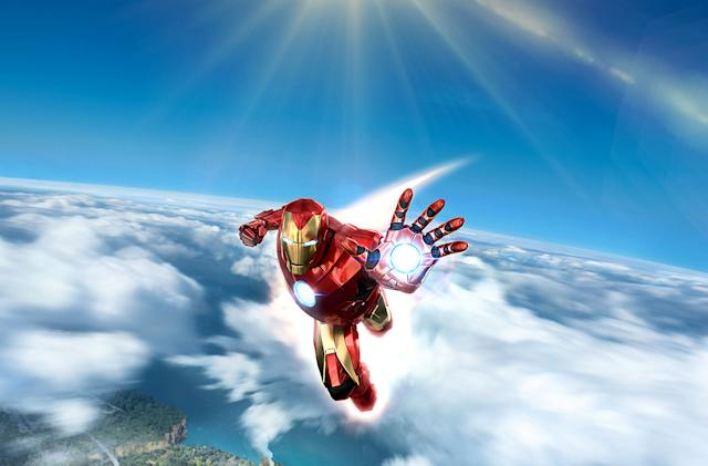 'Iron Man VR' will arrive on July 3rd