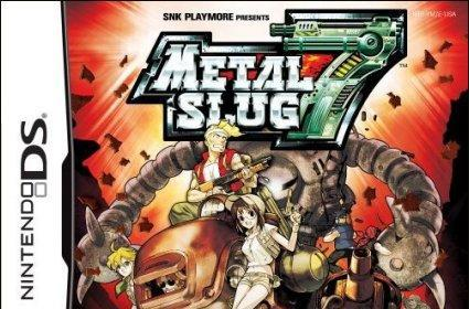DS Fanboy Review: Metal Slug 7