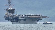 U.S. Navy does not rule out punishing captain who criticized coronavirus response