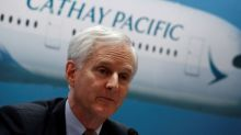 Cathay Chairman Slosar resigns weeks after CEO left, deepening reshuffle