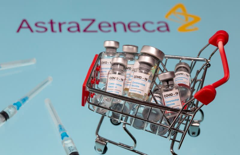 AstraZeneca U.S. COVID-19 vaccine trial results likely in ...