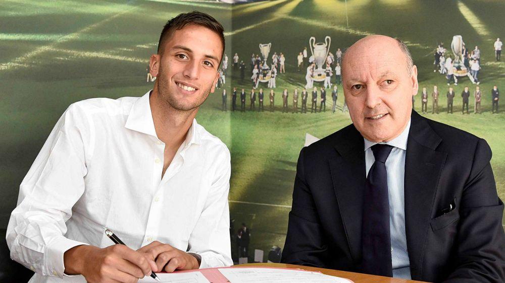 ¡Oficial! Rodrigo Bentancur es nuevo jugador de la Juventus