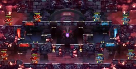 Let your soul be your pilot to this new Awesomenauts map