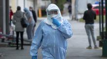 European stocks sink again as coronavirus panic deepens