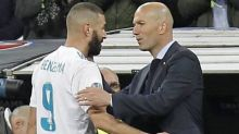 Foot - ESP - Real - Zinédine Zidane (Real Madrid) : « On profite de Karim Benzema »