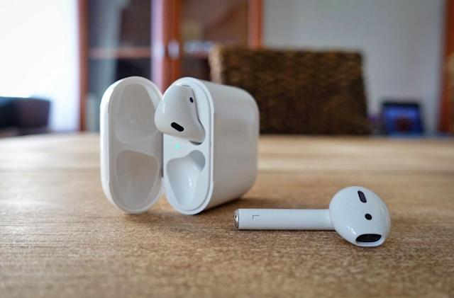 Apple's next AirPods case may also charge your iPhone