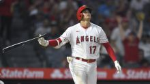 What did Shohei Ohtani do this week? Pull away in the MVP race with huge homers