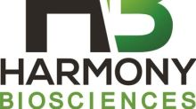 Harmony Biosciences Certified As A Great Place To Work For The Third Year In A Row