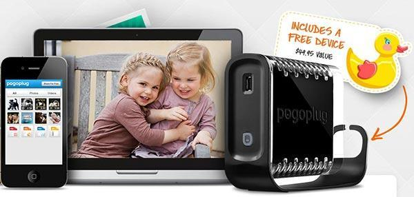 Pogoplug adds Amazon Glacier-based cloud storage, includes gratis devices with $29 and $99 Family plans