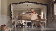 FedEx and BBDO make imagination centerpiece of new holiday ad campaign