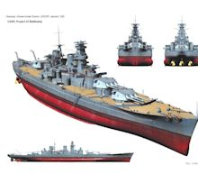Why Stalin's Dreams of a Soviet Navy of Battleships Never Came True