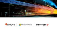 Drive, Park, Ride: Moovit and TomTom Align With Microsoft to Introduce World's First Truly Comprehensive Multi-Modal Trip Planner
