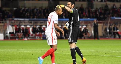 Foot - C1 - Kylian Mbappé adoubé par Gianluigi Buffon ?