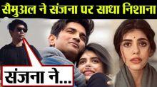 Sushant's flatmate Samuel reacted to Sanjana Sanghi's delayed MeToo reply