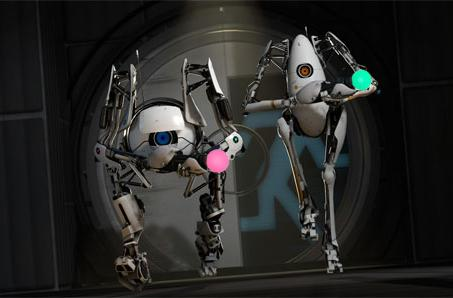 Portal 2 will not support PlayStation Move [update]