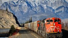 CN 'Cautiously Optimistic' On Rail Volumes