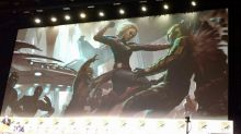 First 'Captain Marvel' Concept Art Shows Brie Larson in Her Supersuit