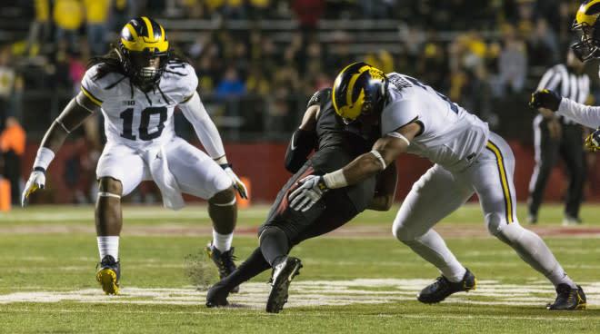 Michigan Football Video: Devin Bush Jr. Talks About What's ...