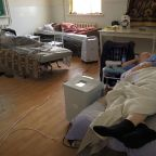 Coronavirus spreads in Nagorno-Karabakh amid heavy fighting