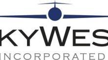 SkyWest, Inc. Announces First Quarter 2020 Profit