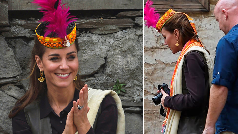 Kate Middleton's very special addition to the royals' Pakistan tour
