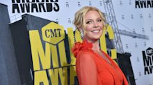 Katherine Heigl Apologizes After Taking 'Disrespectful' Photos in a Cemetery