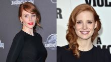 Bryce Dallas Howard On Being Confused For Jessica Chastain