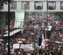 Huge Hong Kong rally kicks off as public anger boils