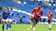 Fernandes' 100th minute penalty hands Man Utd win at Brighton