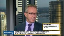 Commonwealth Bank to Face Another Tough Year, Morningstar's Ellis Says