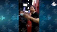 Delegado de la SRE en Sonora, arma escándalo en restaurante