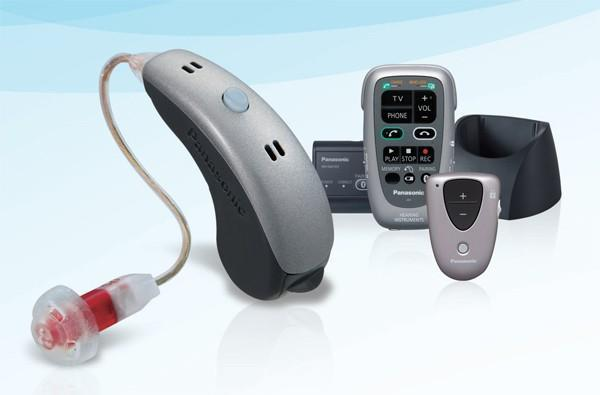 Panasonic unveils new line of Bluetooth-enabled hearing aids