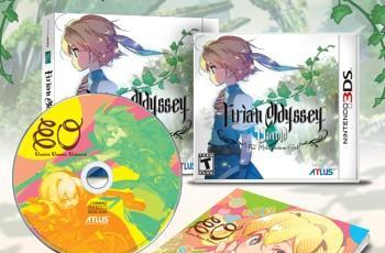 Etrian Odyssey Untold pre-order bonuses include art book, music