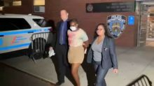 NYC woman charged with multiple anti-Asian hate crimes held without bail
