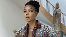 Gabrielle Union Nailed This Season's Trends in Head-to-Toe Miu Miu