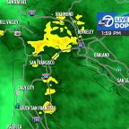 Accuweather Forecast: Rain to create slick evening commute in Bay Area