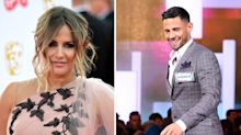 Caroline Flack furious after ex-fiance Andrew Brady confirms he's in talks for Celebs Go Dating