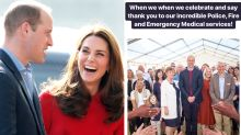 Kensington Palace's glaringly obvious social media gaffe
