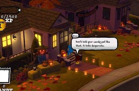 Costume Quest is out on PC tonight -- go play it right now