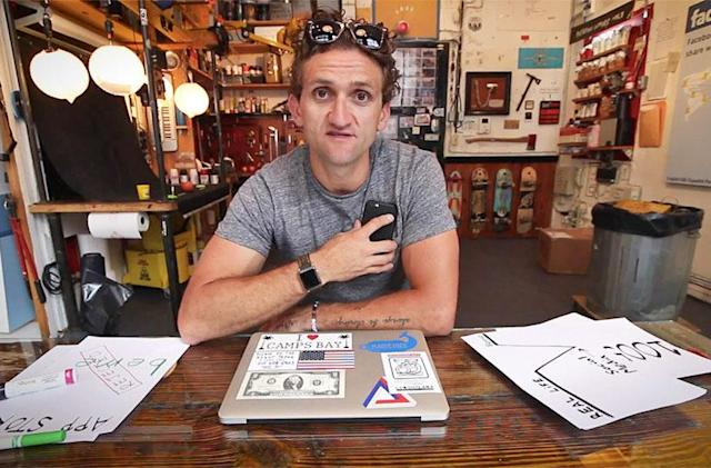 CNN snaps up Casey Neistat's video sharing app Beme